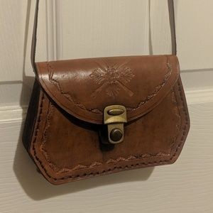 🇦🇷 Mini Leather Crossbody from Argentina 🇦🇷